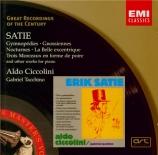 SATIE - Ciccolini - Trois gymnopédies