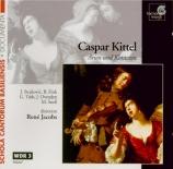 KITTEL - Jacobs - Arien und Kantaten op.1
