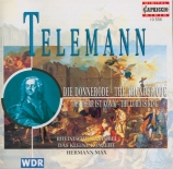 TELEMANN - Max - Donnerode I, oratorio sacré TWV 6:3a