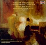 BURGMÜLLER - Beissel - Concerto pour piano op.1