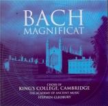 BACH - Cleobury - Magnificat en ré majeur, pour solistes, chœur et orche