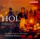 HOL - Bamert - Symphonie n°1
