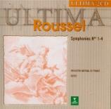 ROUSSEL - Dutoit - Symphonie n°1 op.7 'Poème de la forêt'