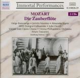 MOZART - Toscanini - Die Zauberflöte (La flûte enchantée), opéra en deux live Salzburg, 1937