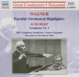 WAGNER - Toscanini - Parsifal WWV.111 : extraits