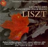LISZT - Pennario - Les préludes, pour piano S.511a