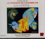 La musique de chambre de Louis Durey