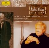 DEBUSSY - Fischer-Dieskau - Ballades de François Villon, trois mélodies