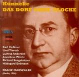 KÜNNEKE - Marszalek - Das Dorf ohne Glocke, op.10