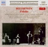 BEETHOVEN - Walter - Fidelio, opéra op.72 (MET 22 - 02 - 41) MET 22 - 02 - 41