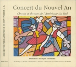 Concert du Nouvel An (chants et danses d'Amérique du Sud)