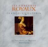 COUPERIN - Gester - Concerts royaux : troisième concert
