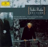 SCHUMANN - Fischer-Dieskau - Liederkreis (Heine), cycle de neuf mélodies
