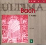 BACH - Ross - Partitas (Clavier-Übung I et II) BWV 825-831