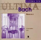 BACH - Rifkin - Messe en si mineur, pour solistes, choeur et orchestre BW