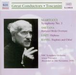 SMETANA - Toscanini - Fiancée vendue (La) : ouverture