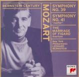 MOZART - Bernstein - Symphonie n°39 en mi bémol majeur K.543