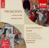 PROKOFIEV - Muti - Ivan le terrible, musique du film d'Eisenstein, pour