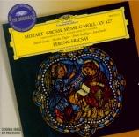 MOZART - Fricsay - Messe en ut mineur, pour solistes, chœur et orchestre