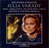 STRAUSS - Varady - Salomé op.54 : scène finale
