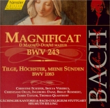 BACH - Rilling - Magnificat en ré majeur, pour solistes, chœur et orches Vol.73