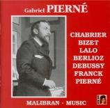 CHABRIER - Pierné - Gwendoline : ouverture