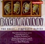 RACHMANINOV - Polyanskii - Danses symphoniques op.45