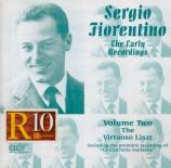 The Early Recordings Vol.2 : The Virtuoso Liszt