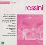 ROSSINI - Scimone - Sonates pour cordes (6)