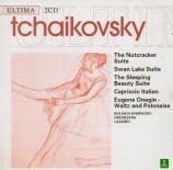 TCHAIKOVSKY - Lazarev - Casse-noisette : suite op.71a