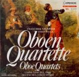 Oboen-Quartette
