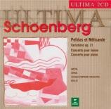SCHOENBERG - Boulez - Pelleas und Melisande, poème symphonique pour orch