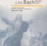 BACH - Herreweghe - Auferstehung und Himmelfahrt Jesu, oratorio Wq.240 (