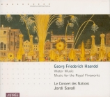 HAENDEL - Savall - Water Music HWV.348-350