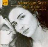 Nuit d'étoiles : mélodies françaises