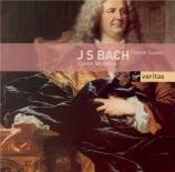 BACH - Moroney - Suite pour clavier en la mineur BWV.818