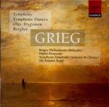 GRIEG - Ruud - Symphonie n°1 en ut mineur