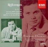 BACH - Fischer-Dieskau - Der Friede sei mit dir, cantate pour solistes