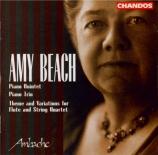 BEACH - Ambache (The) - Quintette avec piano op.67