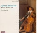HUME - Savall - Musicall humors