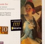 SOR - Figueras - Ariettes italiennes