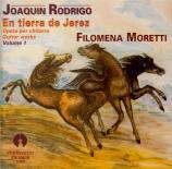En tierra de Jerez : Oeuvres pour guitare Vol.1