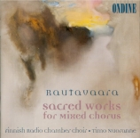 Sacred works for mixed chorus