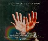 BEETHOVEN - Barenboim - Fidelio, opéra op.72