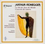 HONEGGER - Tamayo - Le dit des jeux du monde, ballet H.19