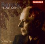BARTOK - Tozer - Chansons populaires hongroises (15) Sz.71