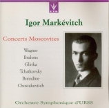 Concerts moscovites