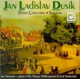 DUSSEK - Novotny - Concerto pour piano en mi bémol majeur op.70
