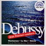 DEBUSSY - Fournet - Nocturnes, tryptique symphonique pour choeur de femm