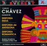 CHAVEZ - Chavez - Symphonie n°2 'Sinfonia India'